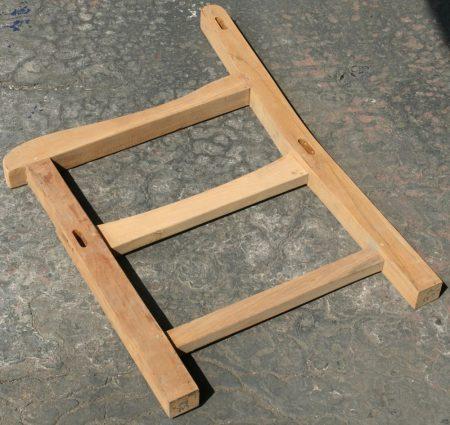 karfa a T002 fotelekhez és padokhoz