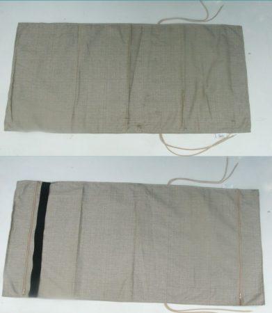 P011A párnahuzat sierra beige anyagból