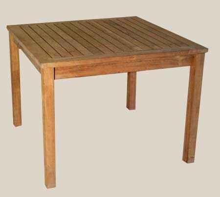 006D ENGLAND asztal 75*75 cm