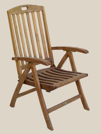 011A RELAX összecsukható fotel