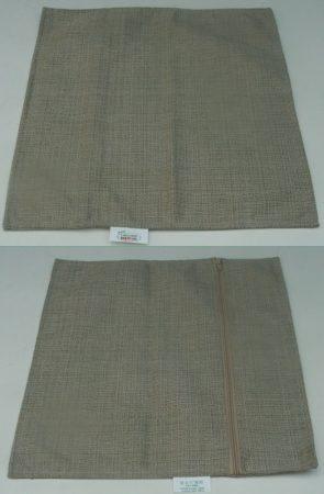 P012 P013 párnahuzat sierra beige anyagból