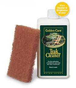 teak cleaner 2 in 1