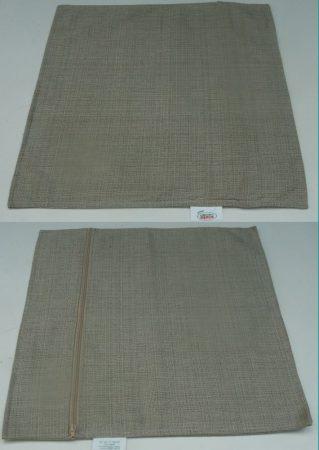 P014 párnahuzat sierra beige anyagból